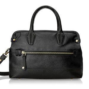 OrYany Black leather handbag